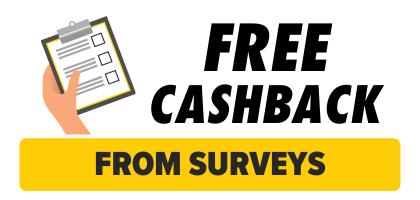 Survey Cashback